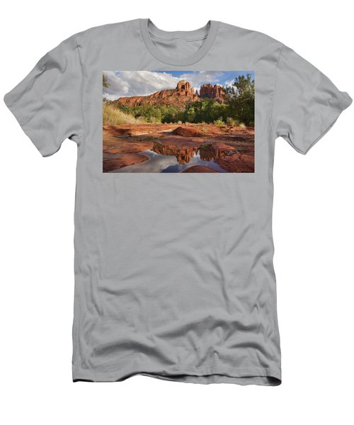Nature's Cathedral Men's T-Shirt (Athletic Fit)