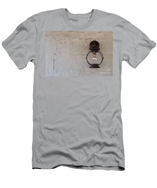 Nautical Wall Lamp  Men's T-Shirt (Athletic Fit)