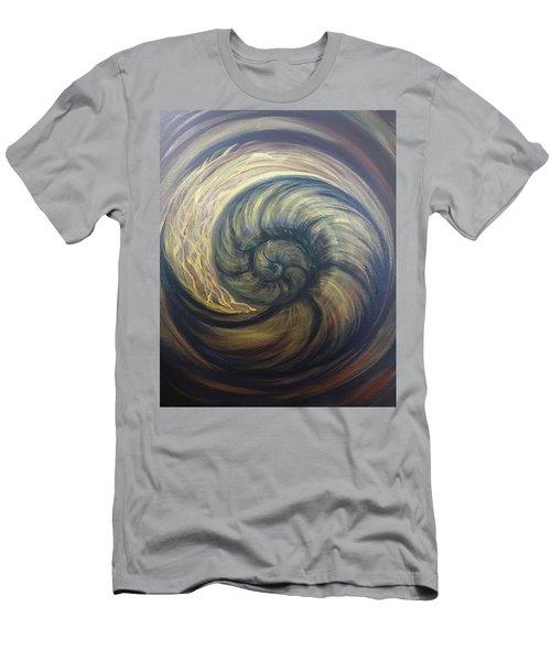 Nautilus Spiral Men's T-Shirt (Athletic Fit)