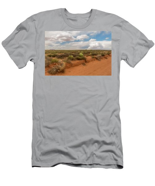 Navajo Reservation Men's T-Shirt (Athletic Fit)