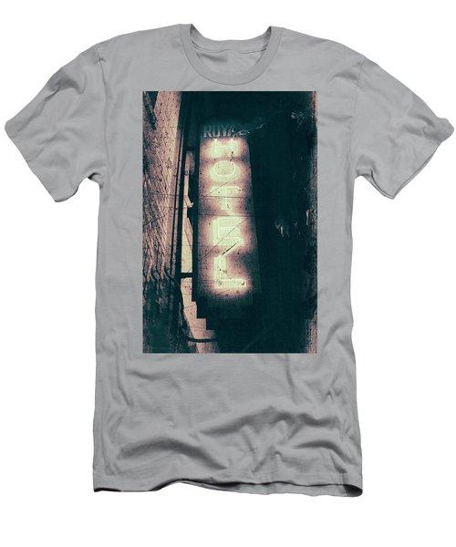 Neon Coffin Men's T-Shirt (Athletic Fit)
