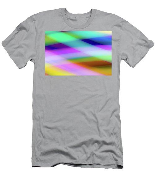 Neon Crossing Men's T-Shirt (Athletic Fit)
