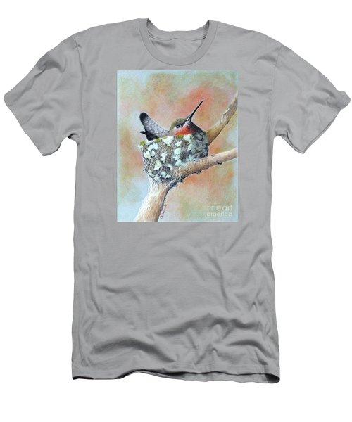 Nesting Anna Men's T-Shirt (Athletic Fit)