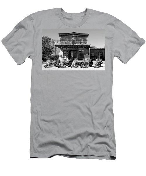 New Horses At Bedrock Men's T-Shirt (Athletic Fit)