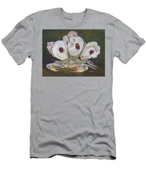 New Orleans Still Life Men's T-Shirt (Slim Fit) by Phyllis Beiser