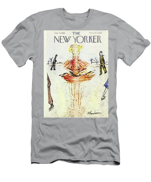 New Yorker January 30 1954 Men's T-Shirt (Athletic Fit)