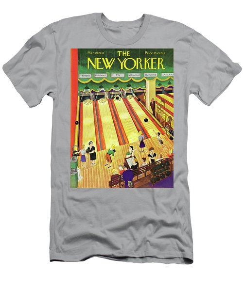 New Yorker March 29 1941 Men's T-Shirt (Athletic Fit)