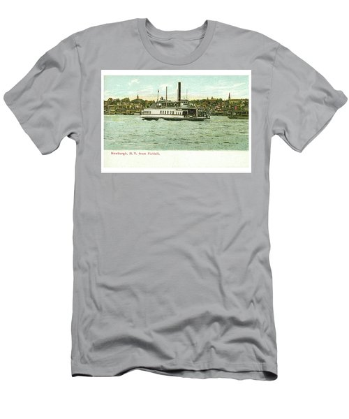 Newburgh Steamers Ferrys And River - 24 Men's T-Shirt (Athletic Fit)