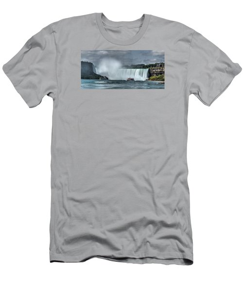Niagara Falls 5 Men's T-Shirt (Athletic Fit)