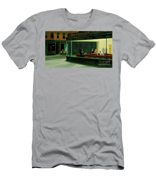 Nighthawks New Men's T-Shirt (Athletic Fit)