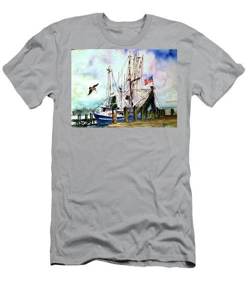 Nocho Boat Men's T-Shirt (Athletic Fit)