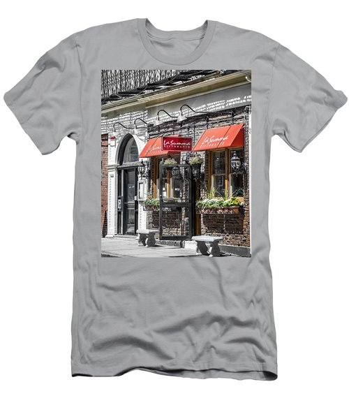 North End  Men's T-Shirt (Athletic Fit)