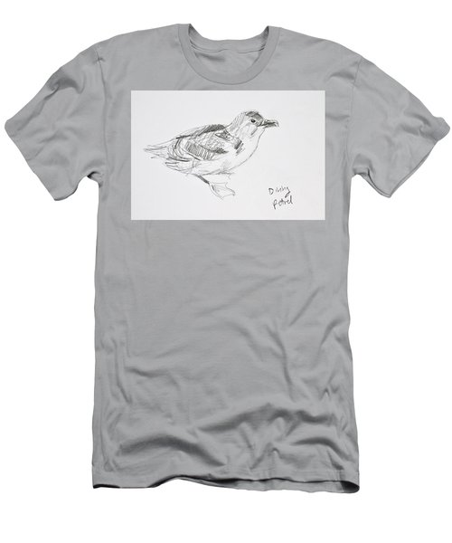 Northern Diving Petrel Men's T-Shirt (Athletic Fit)