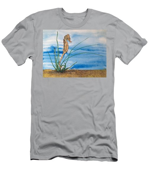 Northern Seahorse Men's T-Shirt (Athletic Fit)