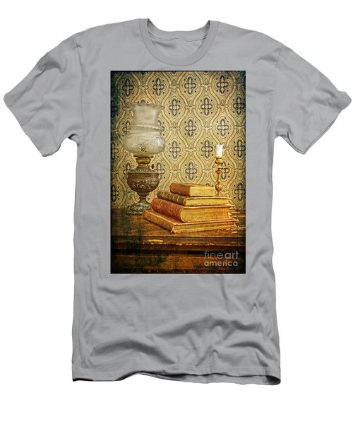 Men's T-Shirt (Slim Fit) featuring the photograph Nostalgic Memories by Heiko Koehrer-Wagner