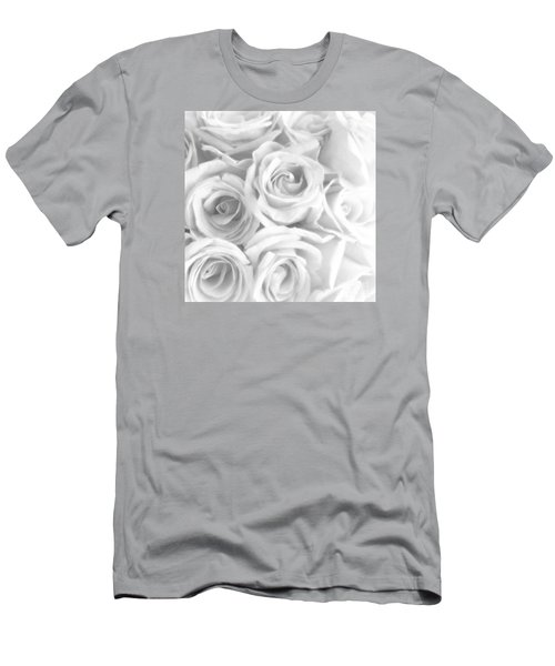 November Roses Men's T-Shirt (Athletic Fit)