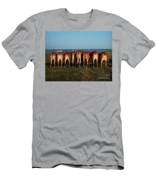 Now Altogether Girls Men's T-Shirt (Athletic Fit)