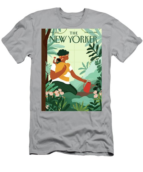 Nurture Men's T-Shirt (Athletic Fit)