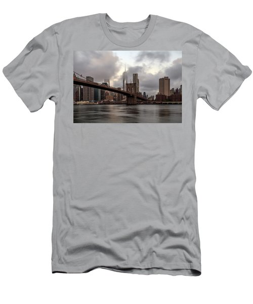 Nyc In The Am Men's T-Shirt (Athletic Fit)