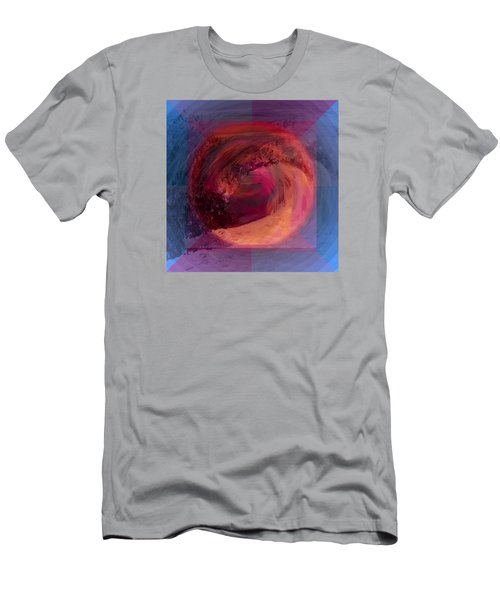 Ocean And Earth Men's T-Shirt (Athletic Fit)
