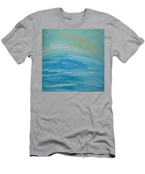 Ocean. Fantasy 29. Men's T-Shirt (Athletic Fit)
