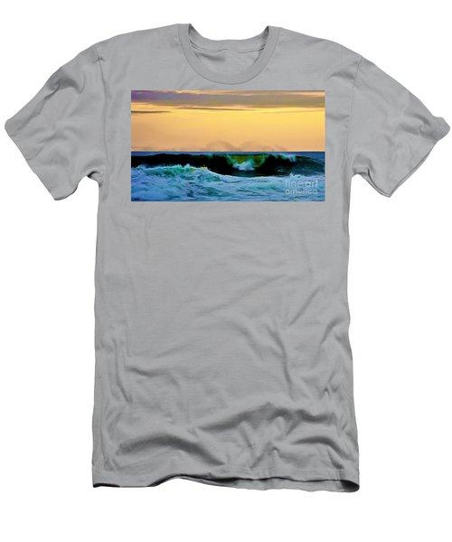 Ocean Power Men's T-Shirt (Athletic Fit)