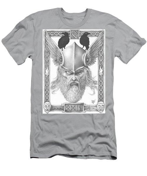 Odin Men's T-Shirt (Athletic Fit)