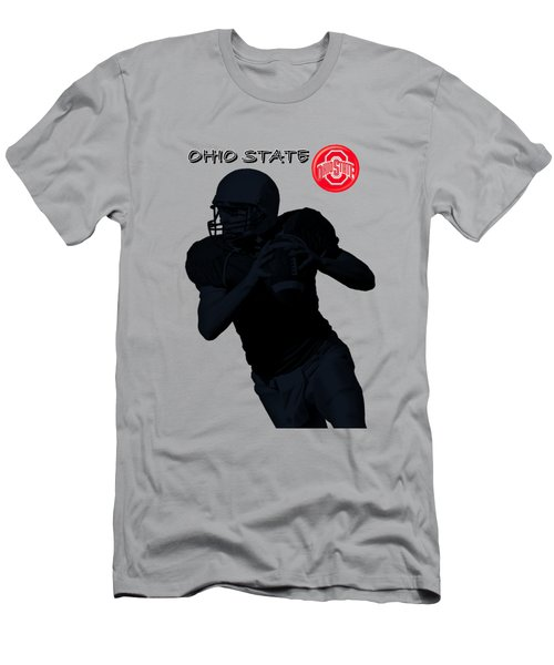 Ohio State Football Men's T-Shirt (Athletic Fit)