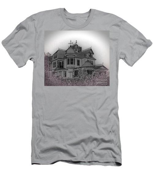 Aristocrat Men's T-Shirt (Slim Fit) by Megan Dirsa-DuBois