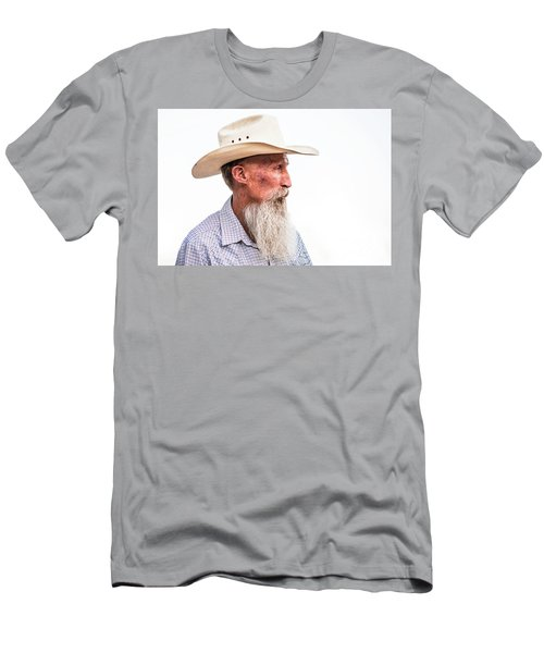 Old Cowboy Men's T-Shirt (Athletic Fit)