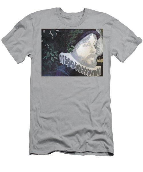Old Englishman Men's T-Shirt (Slim Fit) by Bernard Goodman