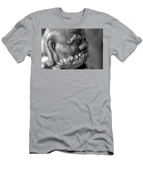 Old Face, Statue Men's T-Shirt (Athletic Fit)