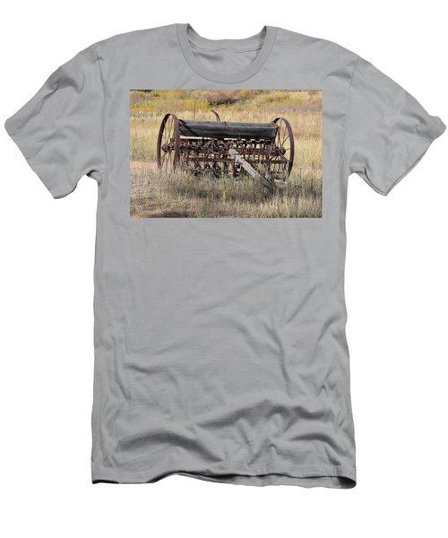 Farm Implament Westcliffe Co Men's T-Shirt (Athletic Fit)