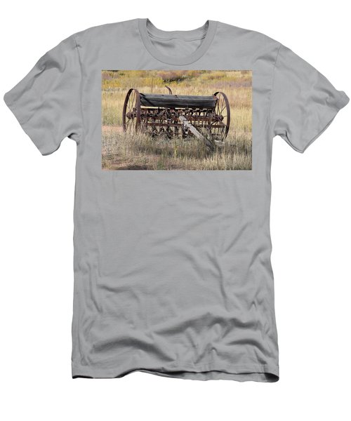 Farm Implament Westcliffe Co Men's T-Shirt (Athletic Fit)