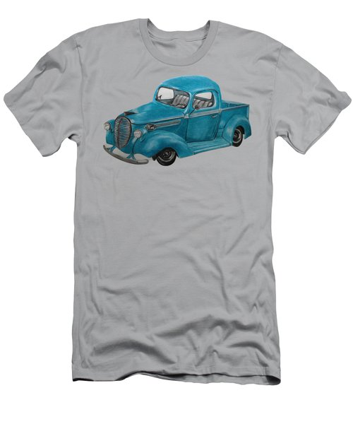 Old Ford Truck Men's T-Shirt (Athletic Fit)