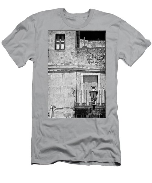 Old House In Taormina Sicily Men's T-Shirt (Athletic Fit)