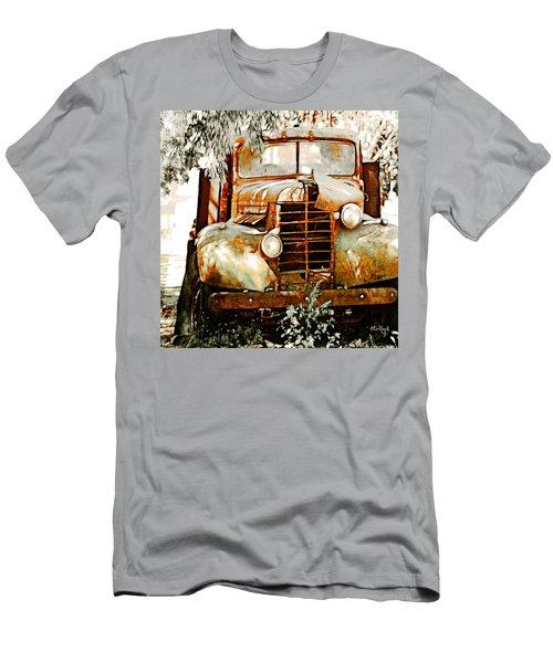 Old Memories Never Die Men's T-Shirt (Athletic Fit)