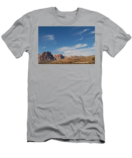 Old West Poles Men's T-Shirt (Athletic Fit)