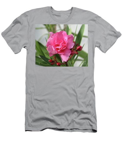 Oleander Splendens Giganteum 1 Men's T-Shirt (Athletic Fit)