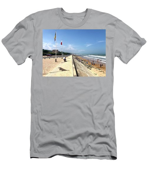 Omaha Beach 2018 Men's T-Shirt (Athletic Fit)