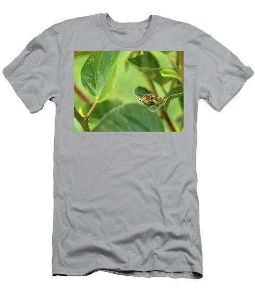 On Edge Men's T-Shirt (Athletic Fit)