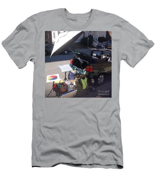 On Location Men's T-Shirt (Athletic Fit)