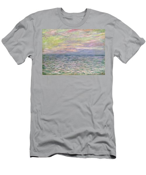 On The High Seas Men's T-Shirt (Athletic Fit)