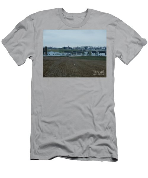 On The Homestead Men's T-Shirt (Athletic Fit)