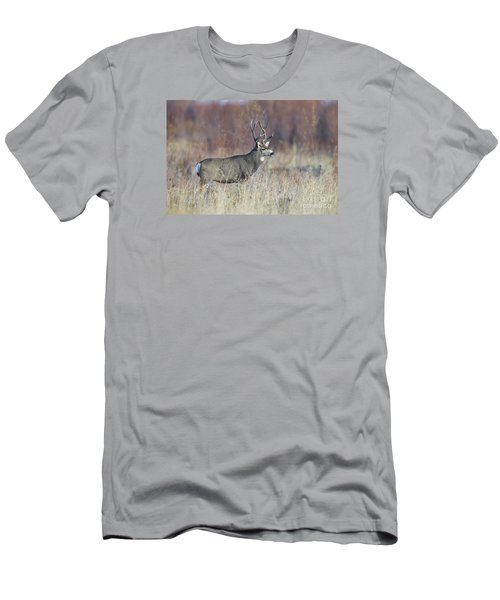On The River Bank Men's T-Shirt (Athletic Fit)