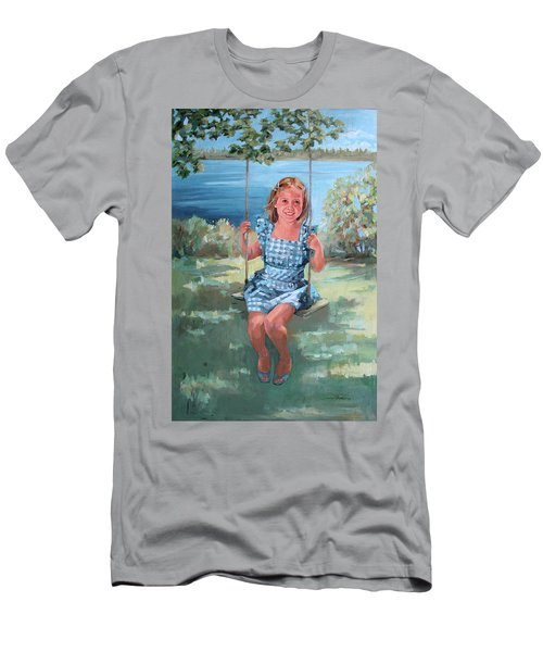 On The Swing Men's T-Shirt (Athletic Fit)