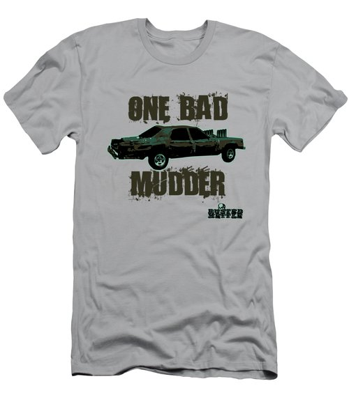 One Bad Mudder Men's T-Shirt (Athletic Fit)