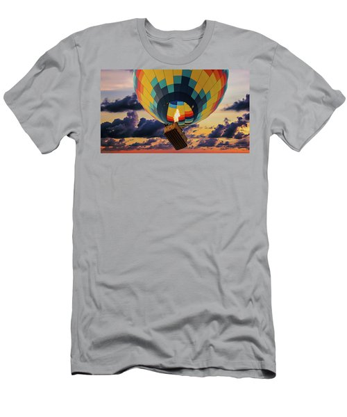 One Morning In Napa Valley Men's T-Shirt (Athletic Fit)