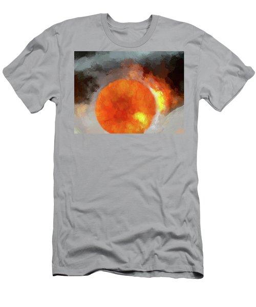 Orange Crush Men's T-Shirt (Athletic Fit)