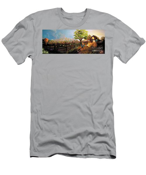 Orchard And Barn Men's T-Shirt (Athletic Fit)